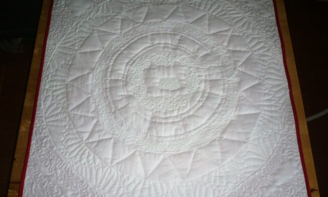 8achterkant quilt