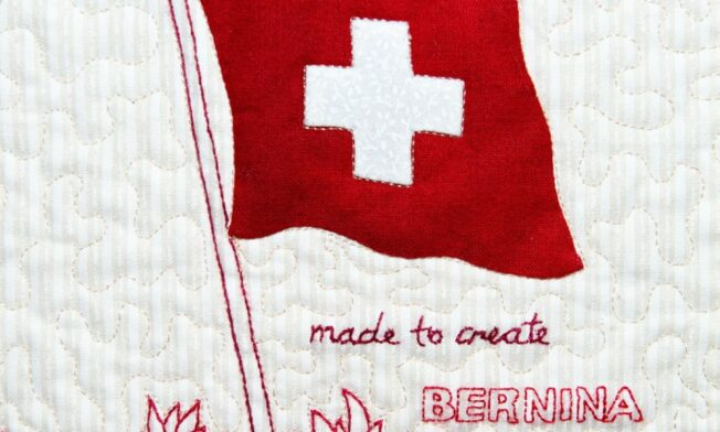 Bernina, made to create