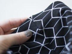 Pienkel voor Bernina - Kokerrok met comfortabele elastische tailleband
