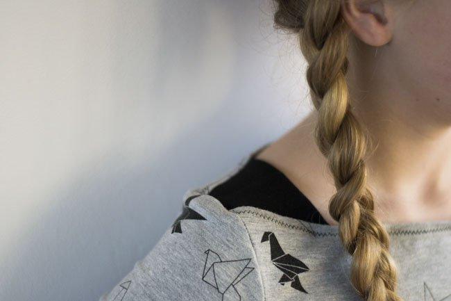Tips voor het naaien met tricot - Pienkel voor Bernina