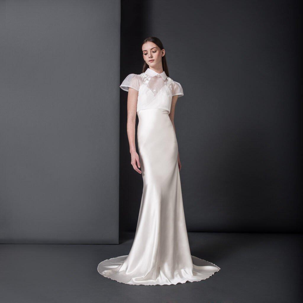 20170115 Edwin Oudshoorn Couture White Annabel Bloesje