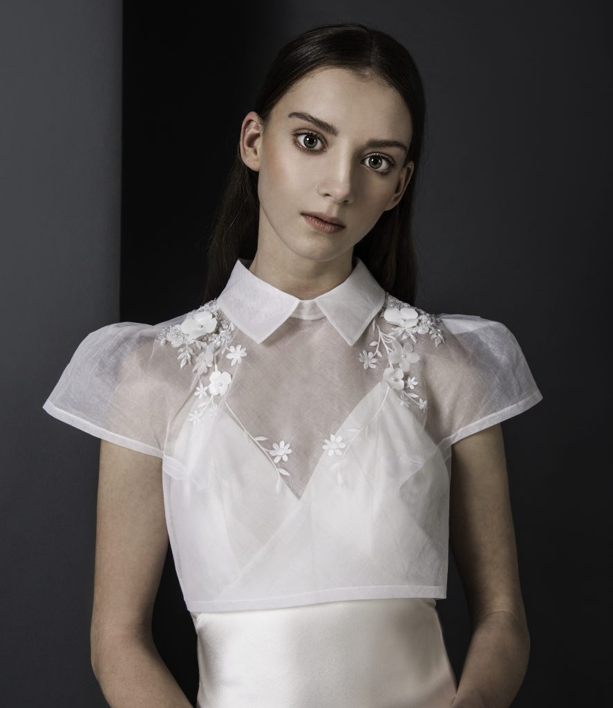20170115 Edwin Oudshoorn Couture White Annabel Bloesje Close