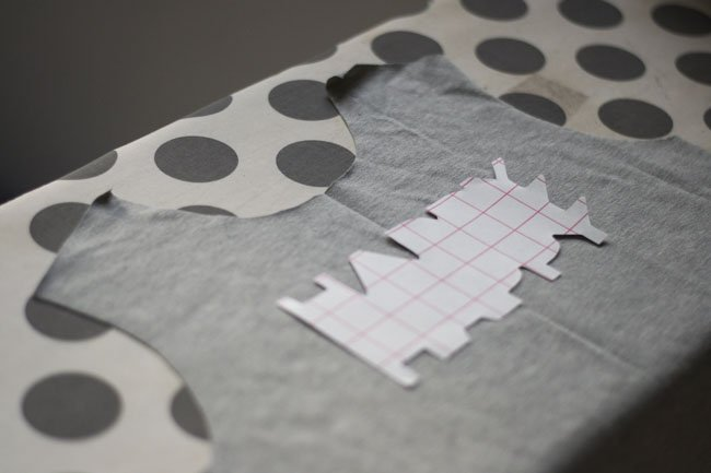 Happy Shirt met gratis download - Pienkel voor Bernina