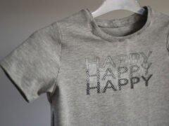 Happy Shirt met gratis download - Pienkel voor Bernina