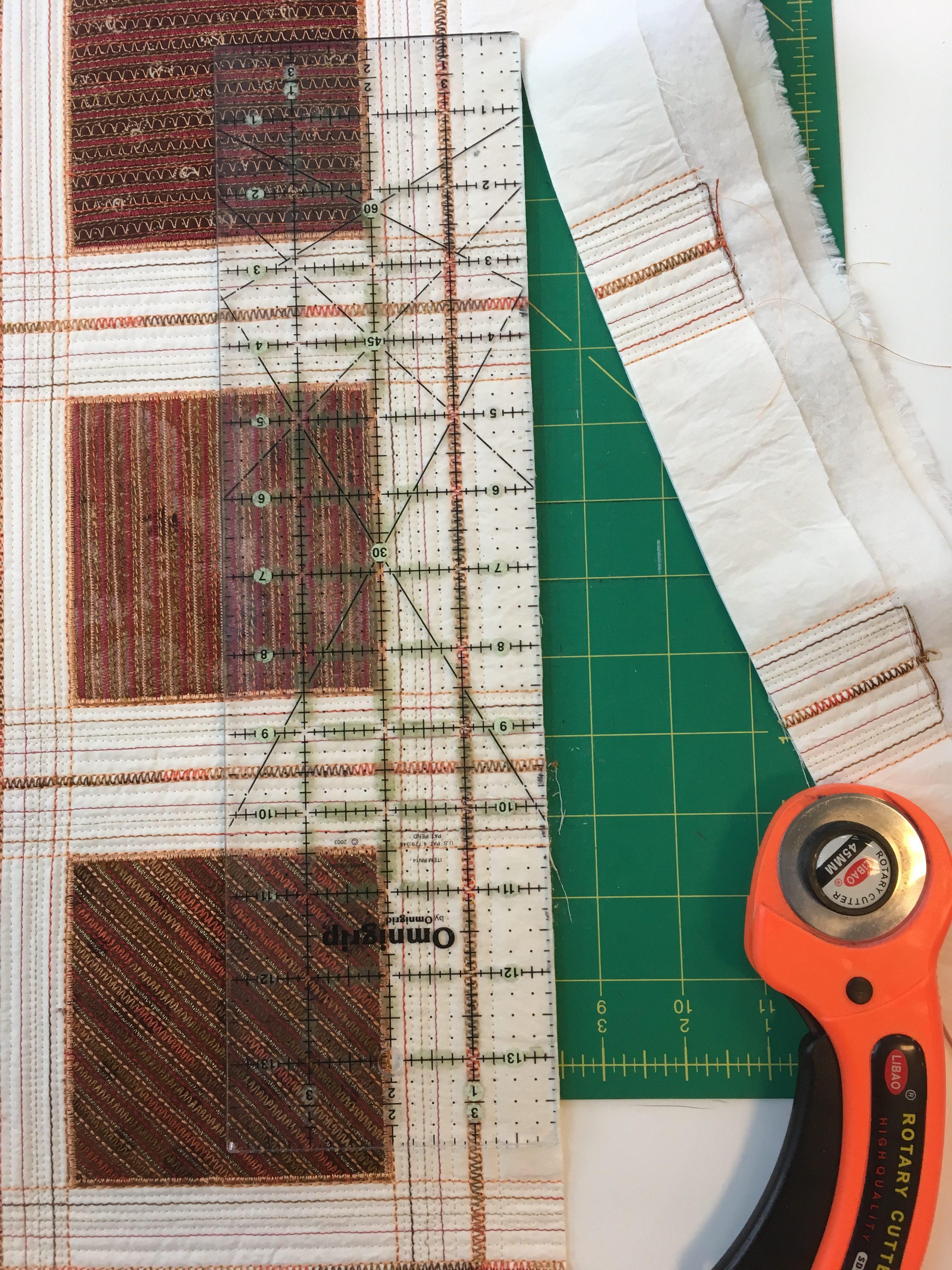 Afwerken Van Een Quilt.De Lapjes Makeover Deel 5 Bernina Blog