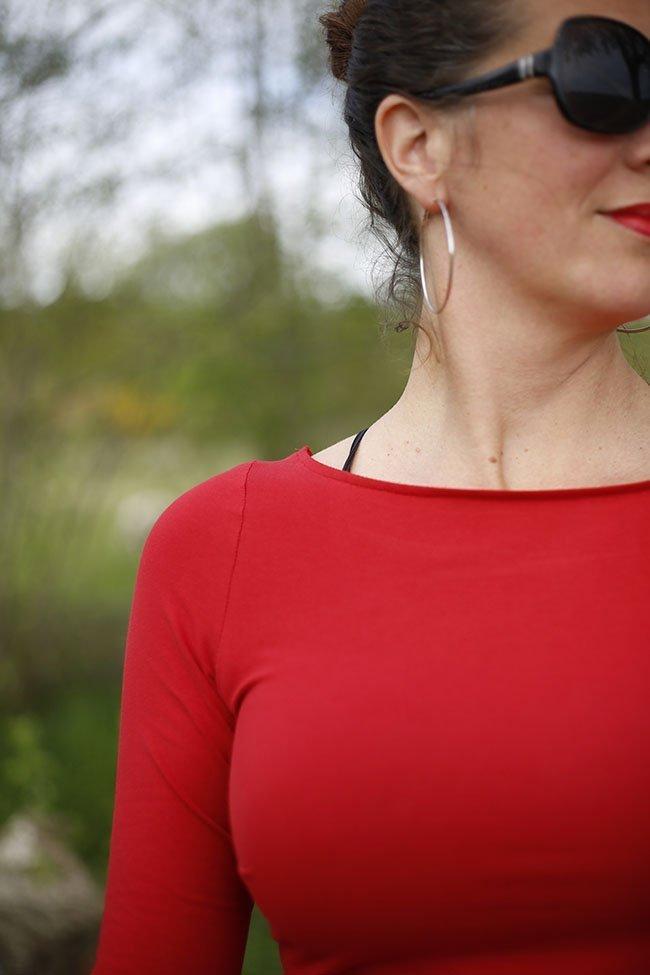 Pienkel voor Bernina - Suzinka Dress