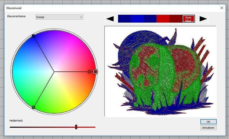 kleurenwiel_drietal