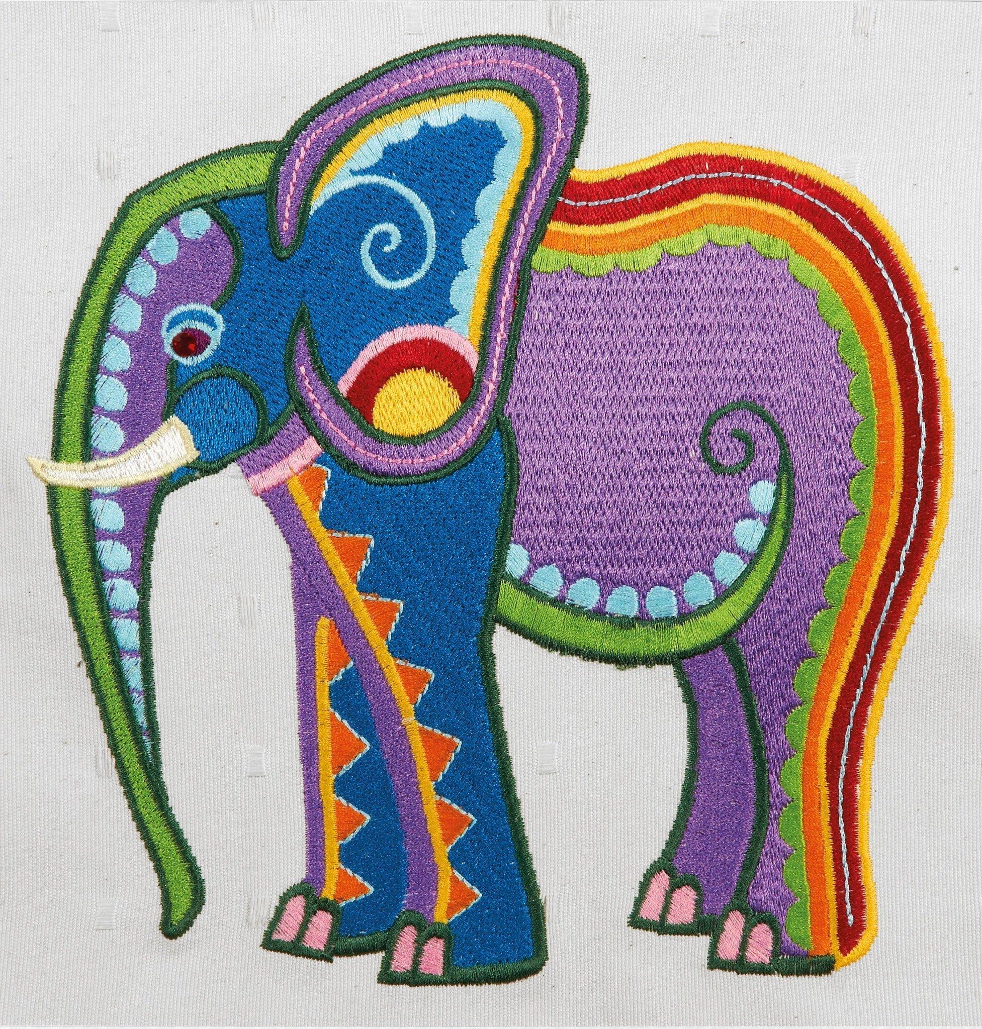 Goede Machinaal borduren - de eerste stapjes » BERNINA Blog ZA-07