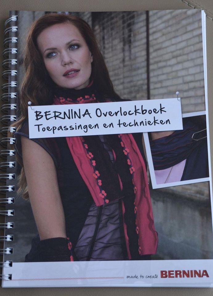 overlockboek-bernina