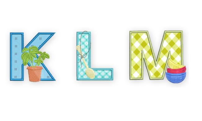 Cooking K L M
