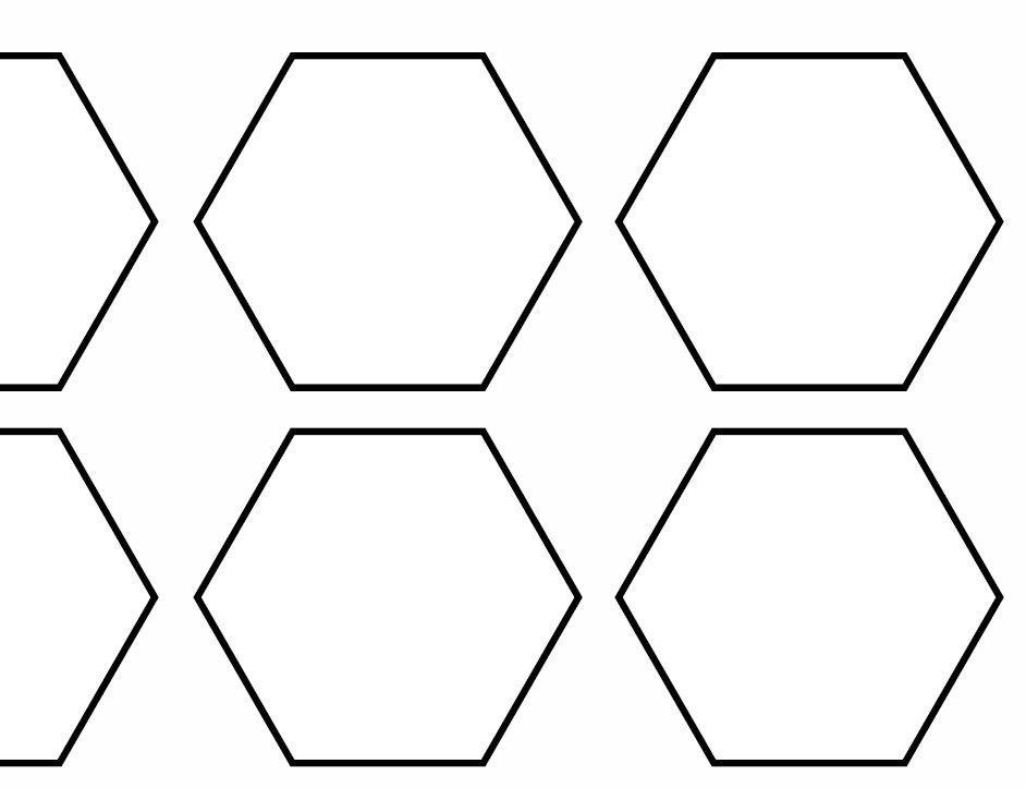 hexagons2inch