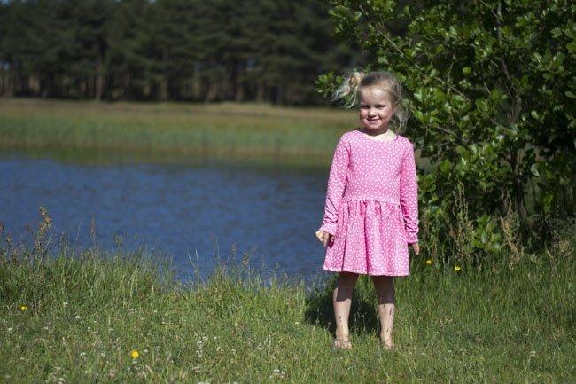 Liv Dress - Sewn by Pienkel - S1