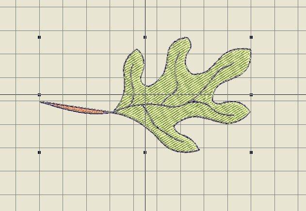 bladinpositie