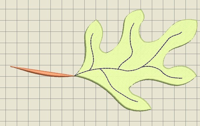 bladsatijnsteek