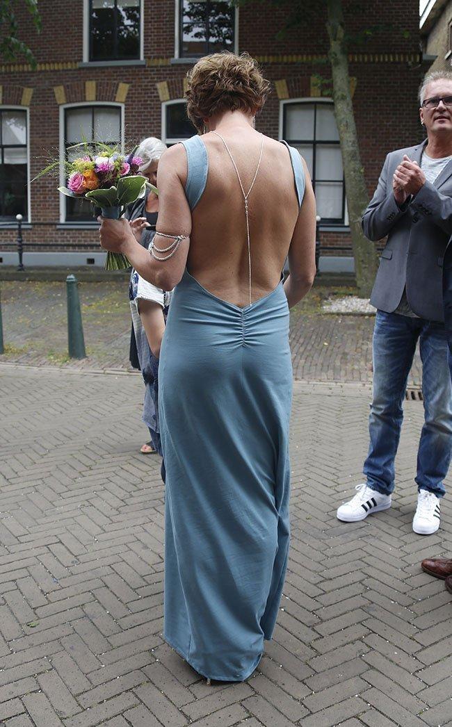 BERNINA Wedding Dress by Pienkel