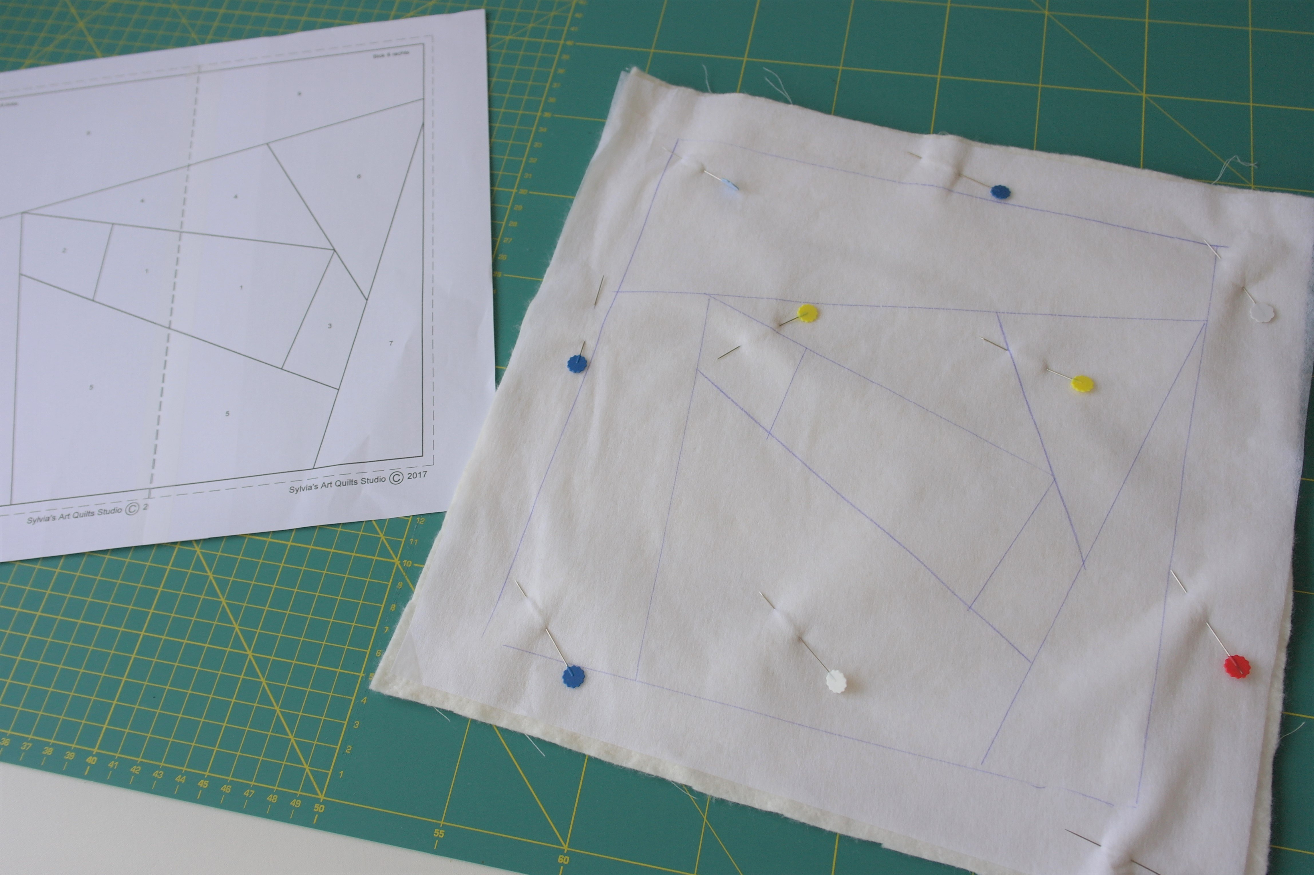 Month 8 of the Crazy Colors Mystery Quilt 2017 project » BERNINA Blog : sandwich quilt instructions - Adamdwight.com