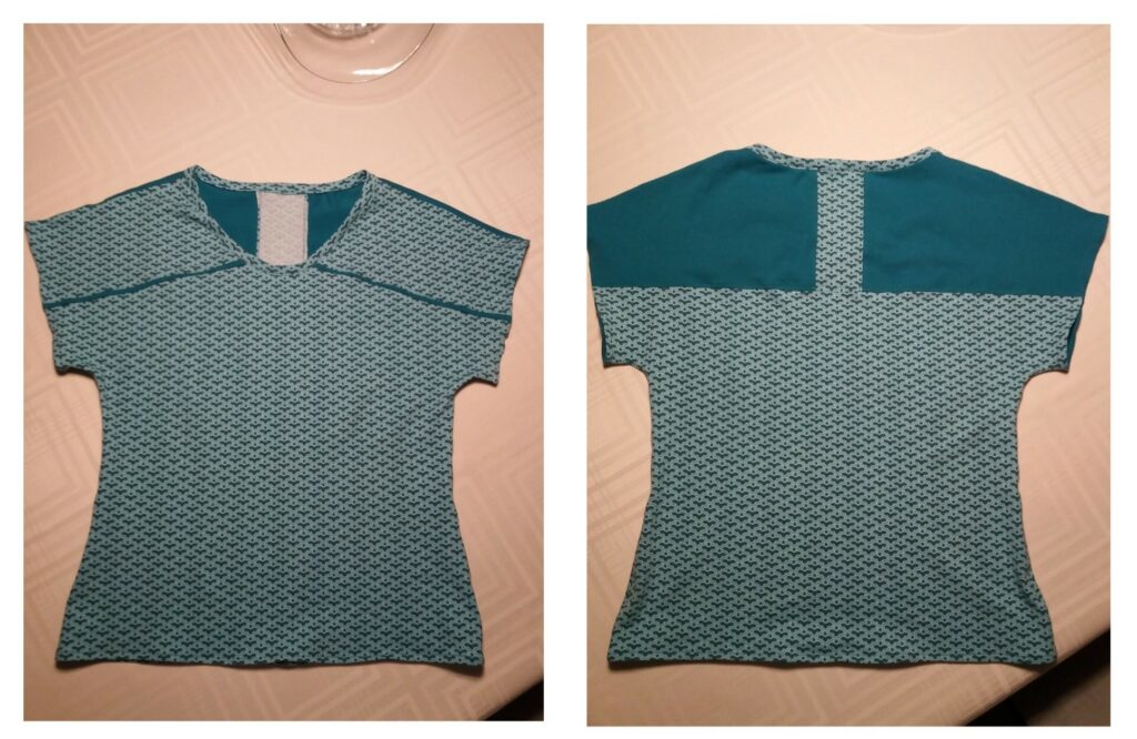 Supersnel Shirt gratis patroon