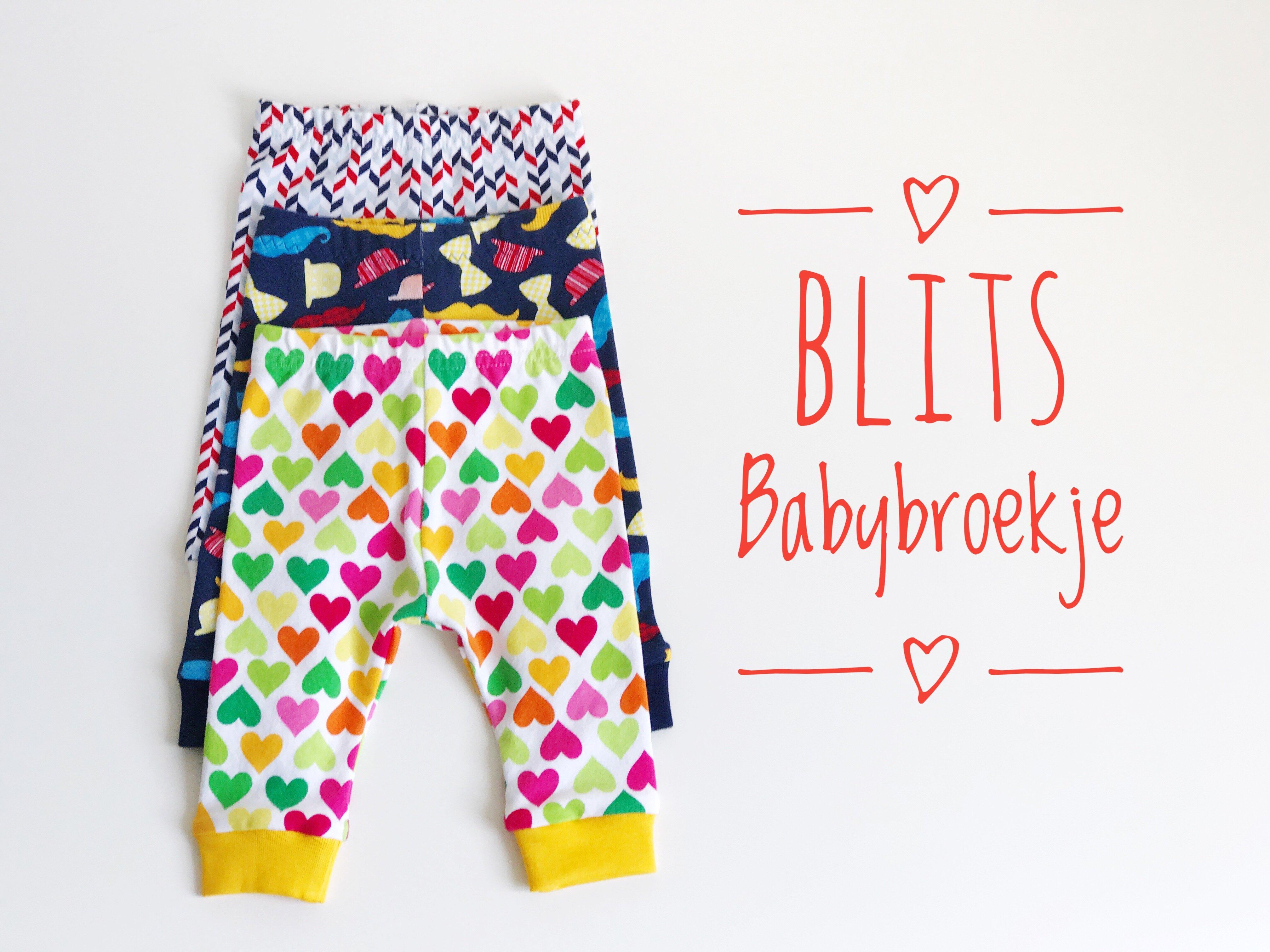 Gratis Patroon Voor Een Blits Babybroekje En Een Leuk Nieuwtje