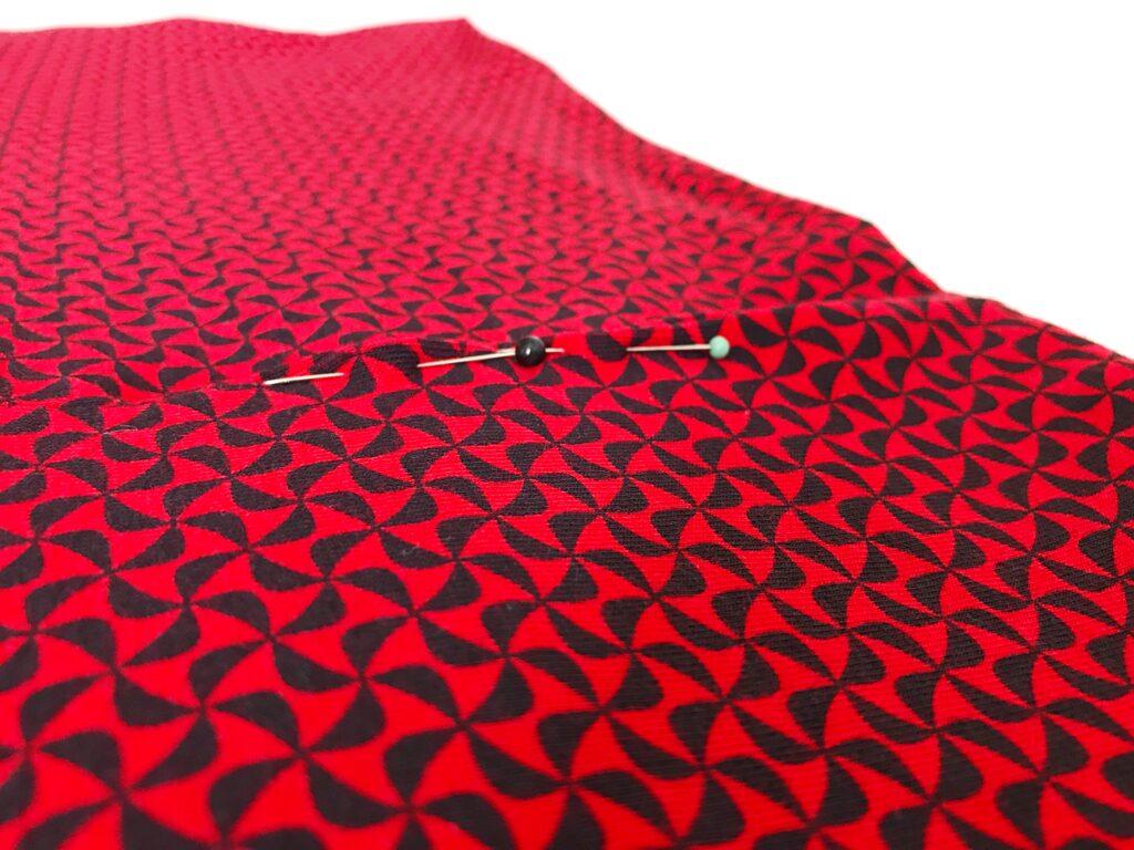 naai een cirkelsjaal