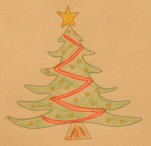 Kerstboom Lara 2