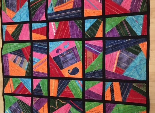 complete quilt