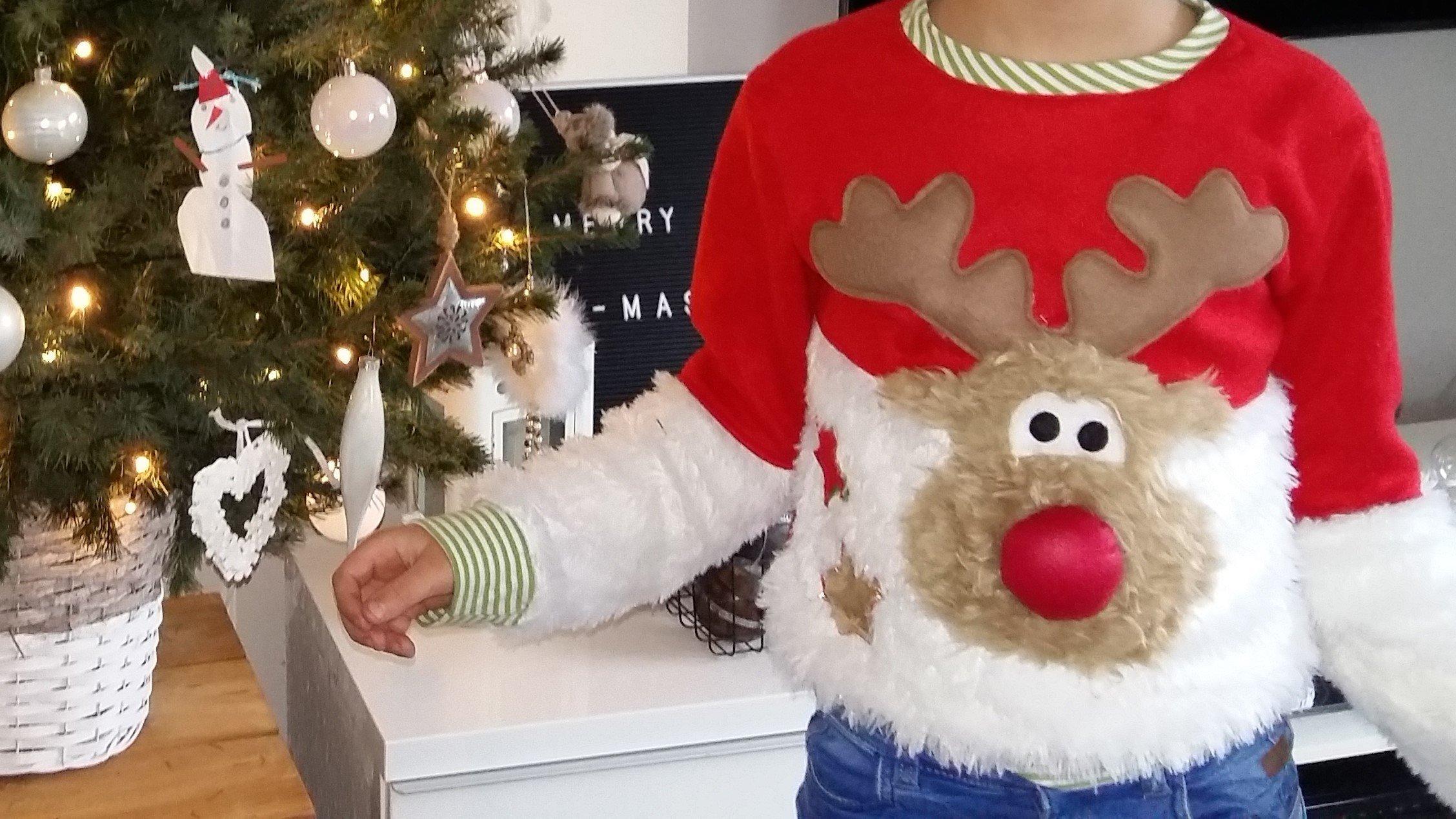 Kersttrui Fout.Last Minute Foute Kersttrui Bernina Blog
