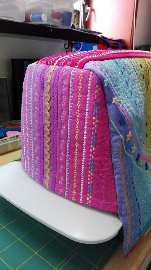 Hoes voor de naaimachine bernina blog for Quilt maken met naaimachine
