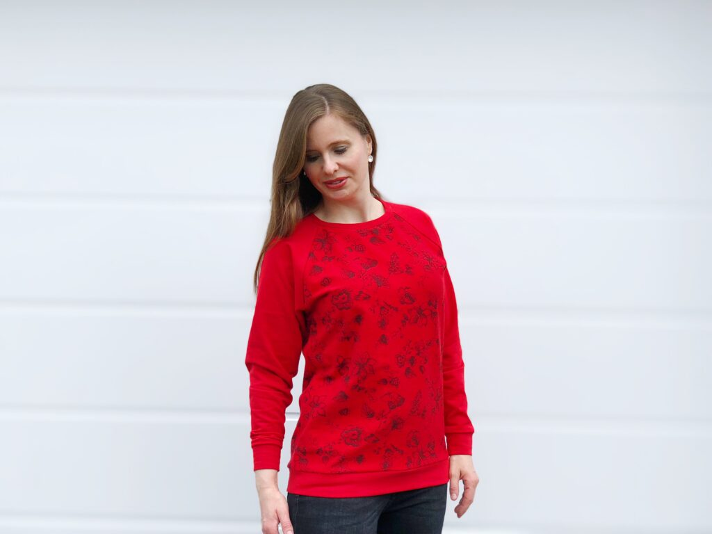 review isa sweater patroon bel'etoile