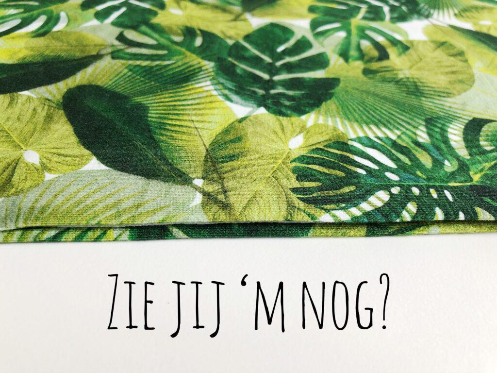 zakken in zijnaad zetten zonnige zomerjurk rok