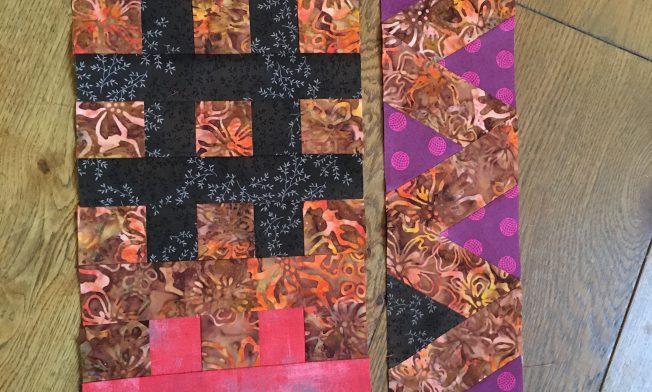 Row#1 on point - and Row#5 - hashtag - Autumn Glow Sugaridoo