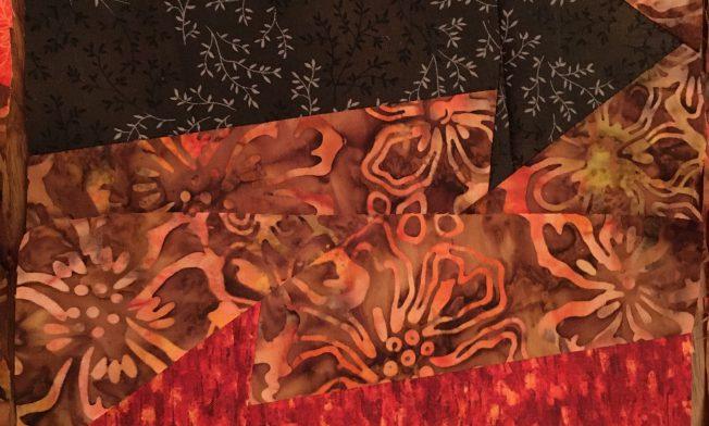 Row#7 - down and up - Autumn Glow Sugaridoo