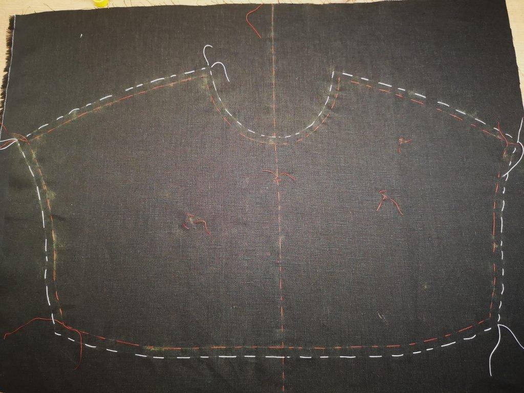 florence jurk borduren s1410
