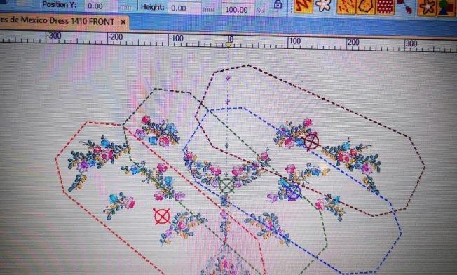 mv lijn borduursoftware