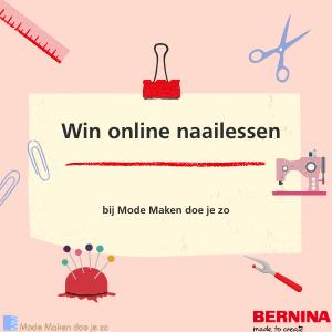 Win online naailessen!