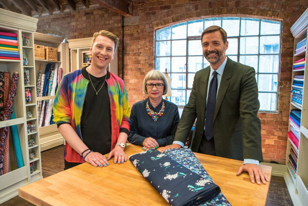 Jury the Great British Sewing Bee