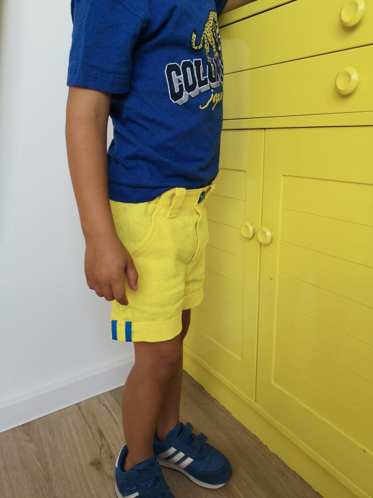 Faro broek met de Smallle kantvoet #10