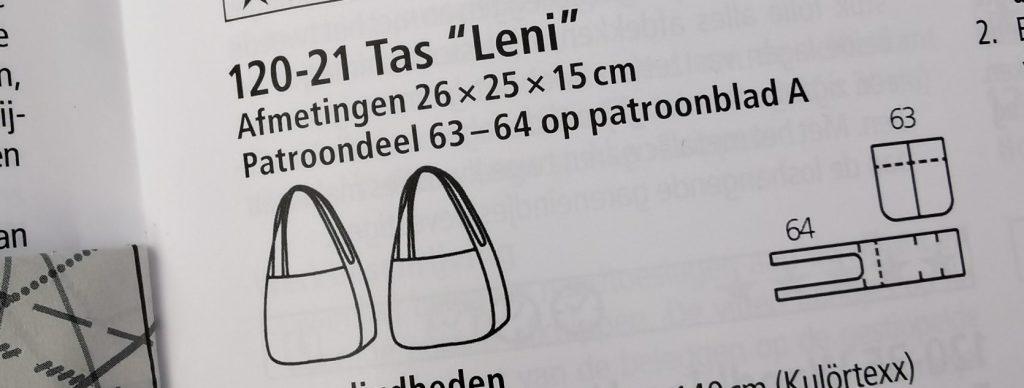 Tas 'Leni' inspiration 1/20