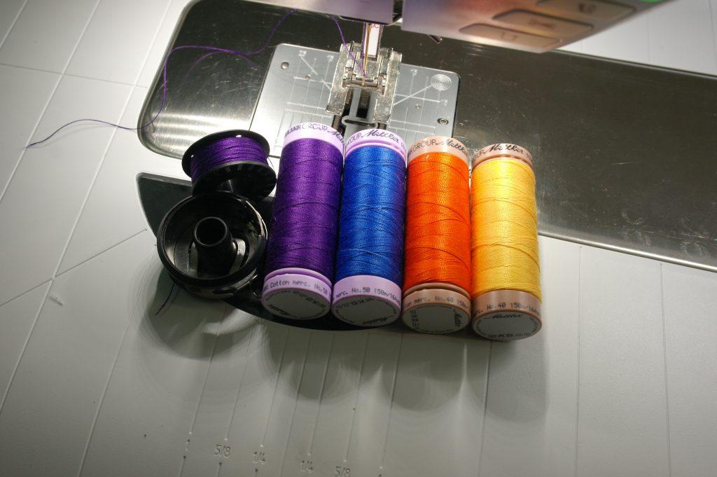 Mettler Cotton Silk-Finish