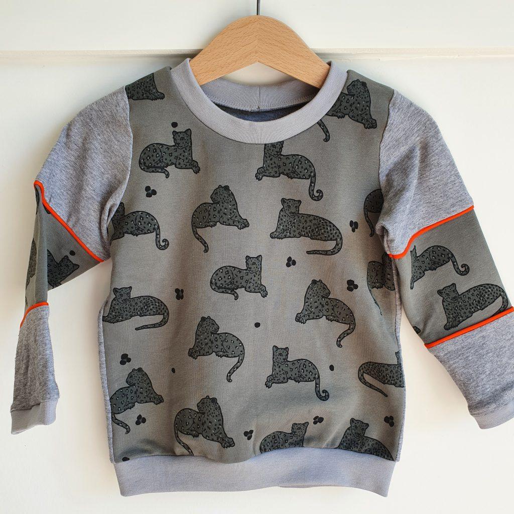 shirt met lange mouwen voor jongens