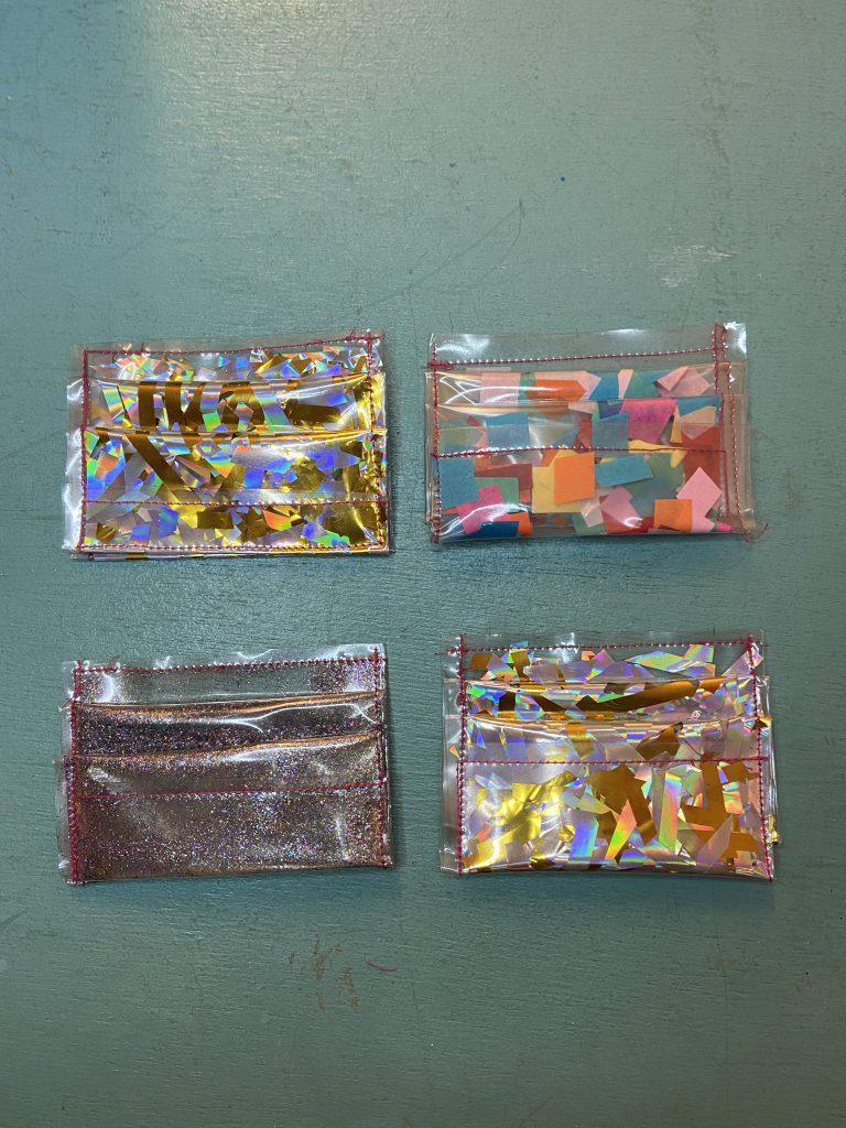tafelzeil en confetti