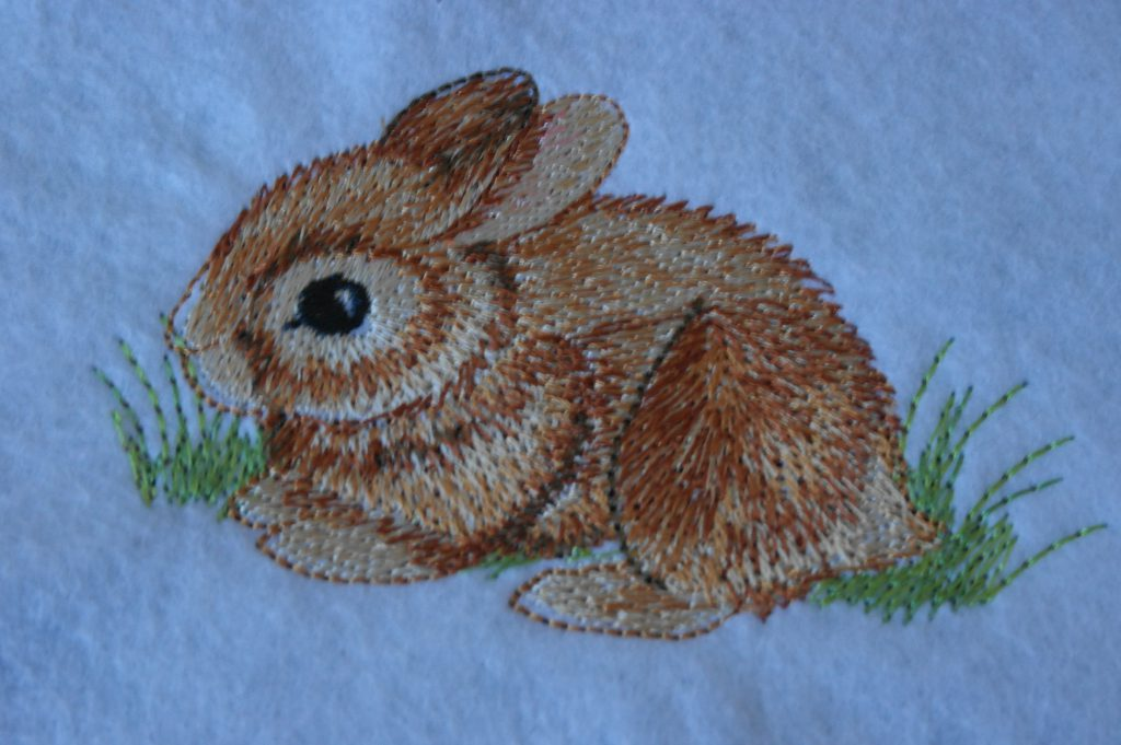 Het konijntje