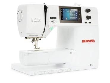 Image of BERNINA 475 QE.