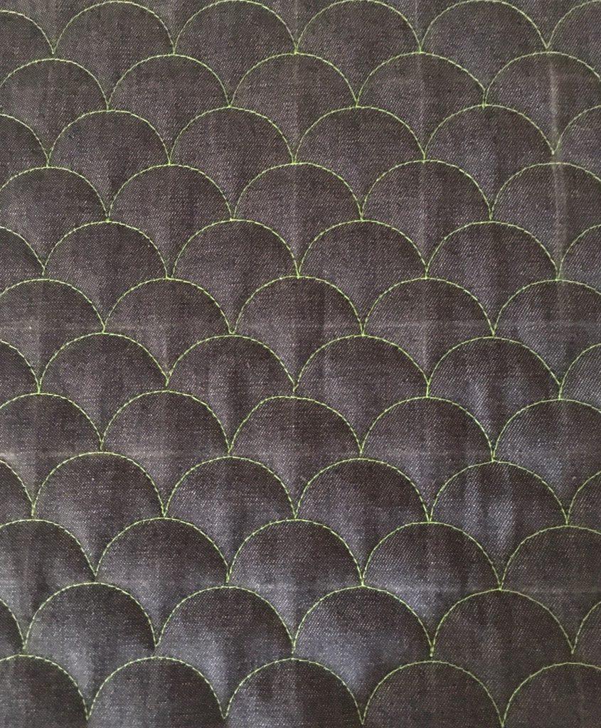 Quilt-along deel 5, clamshells