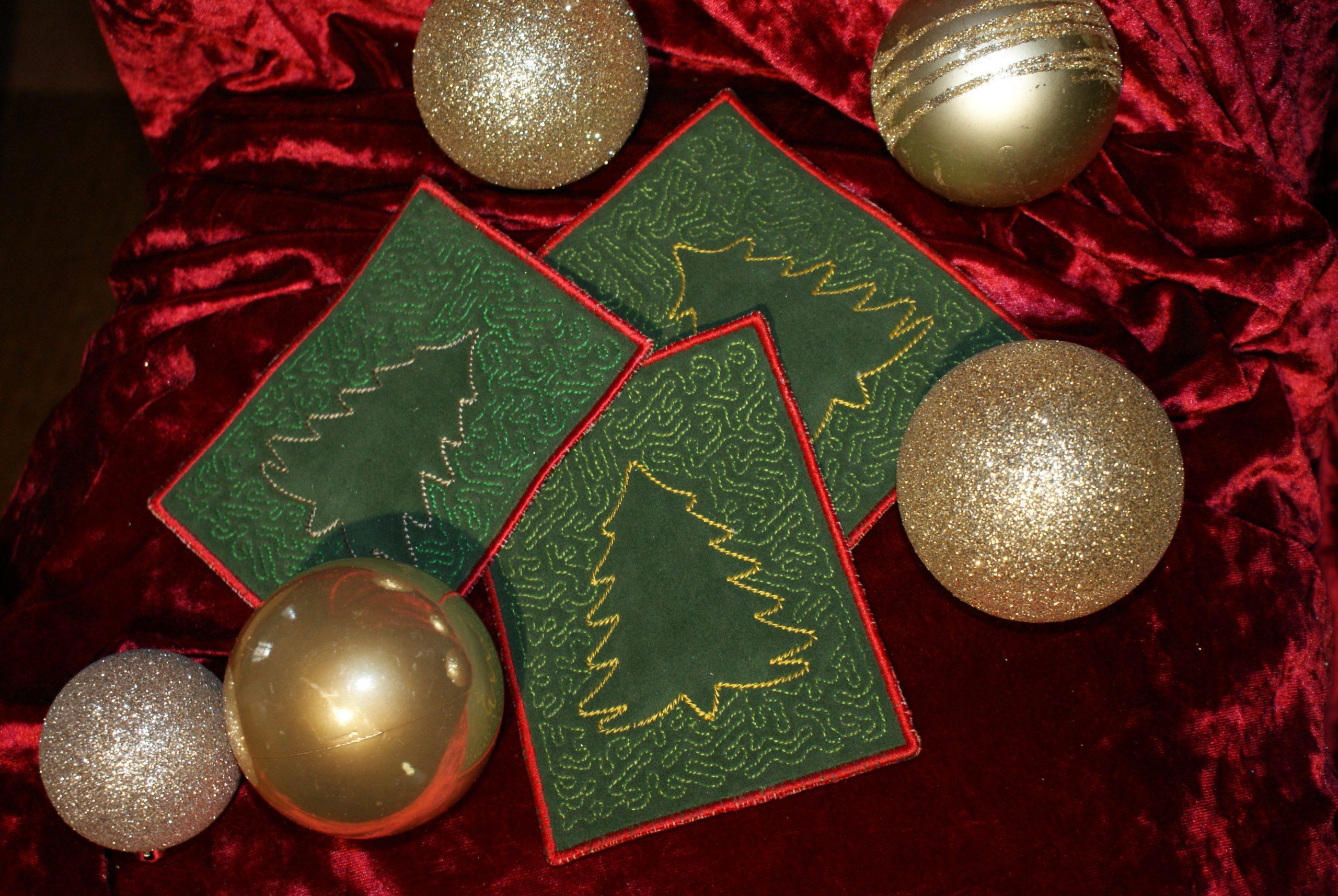 Luxe kerstkaarten