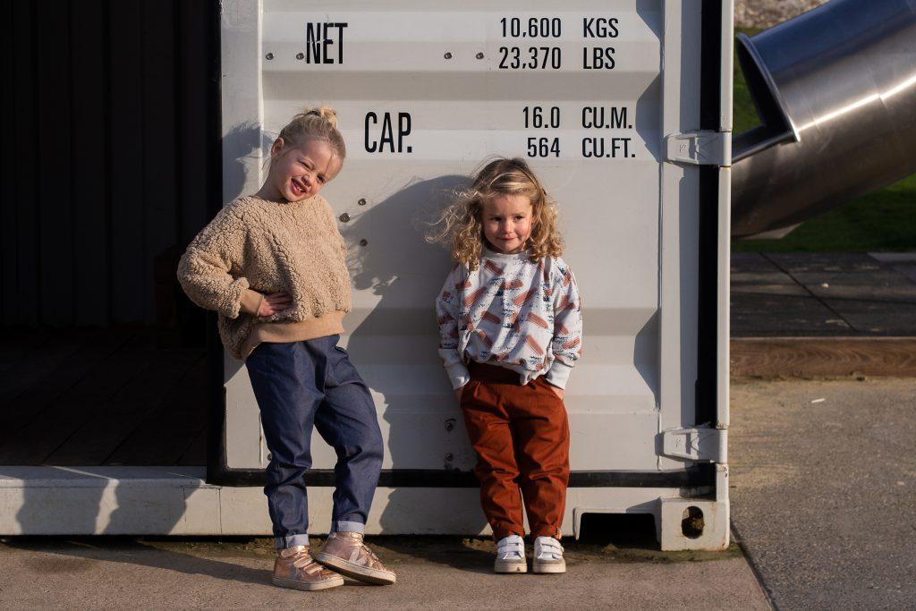 Timo broek & Casper sweater