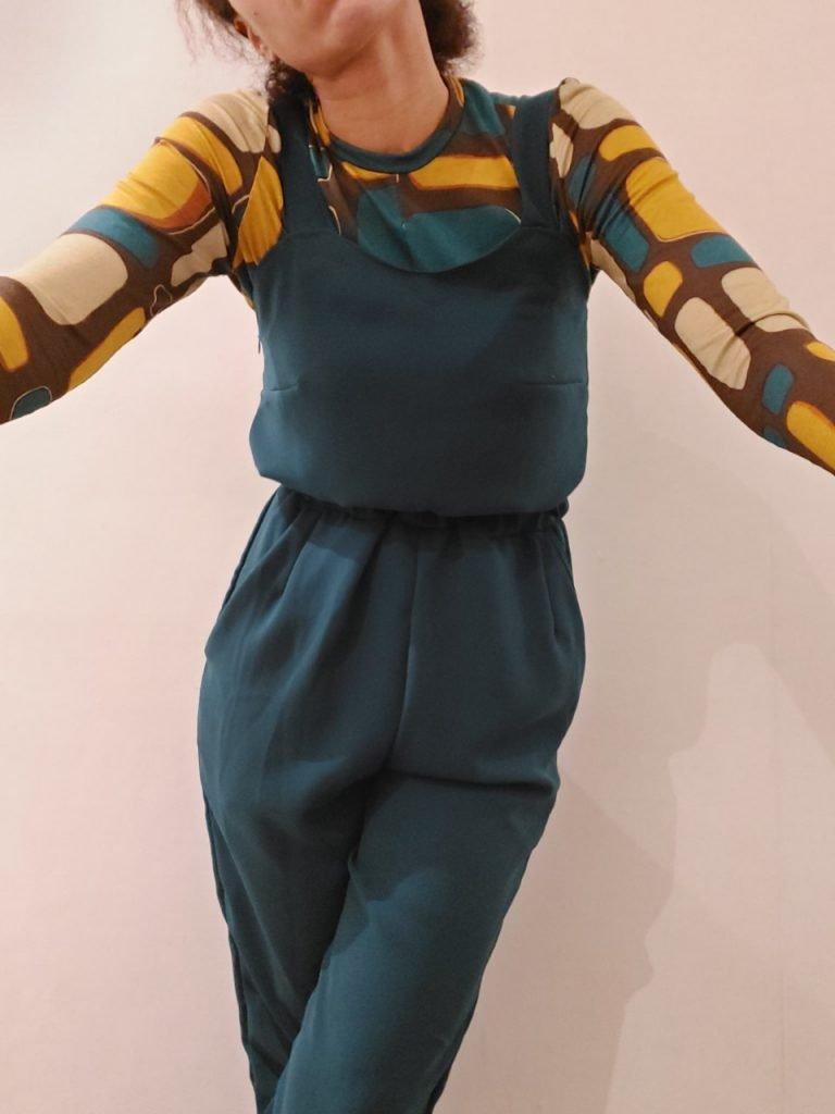 Jumpsuit naaien - casual
