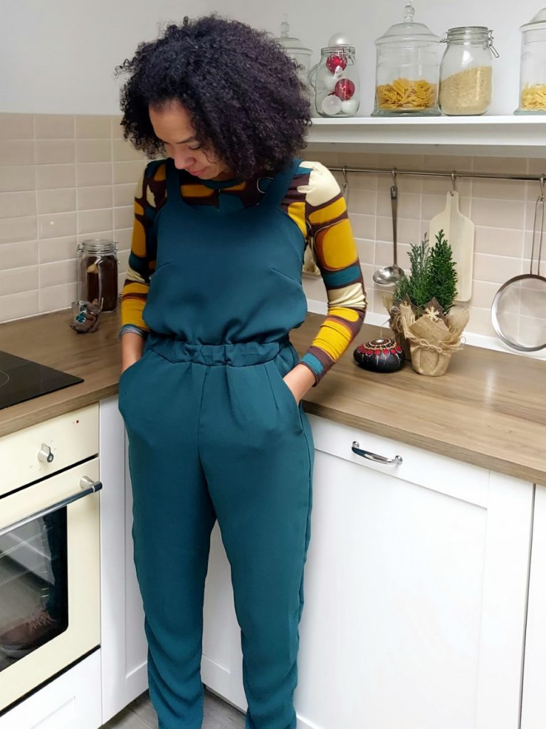 Jumpsuit naaien - casual gestyld
