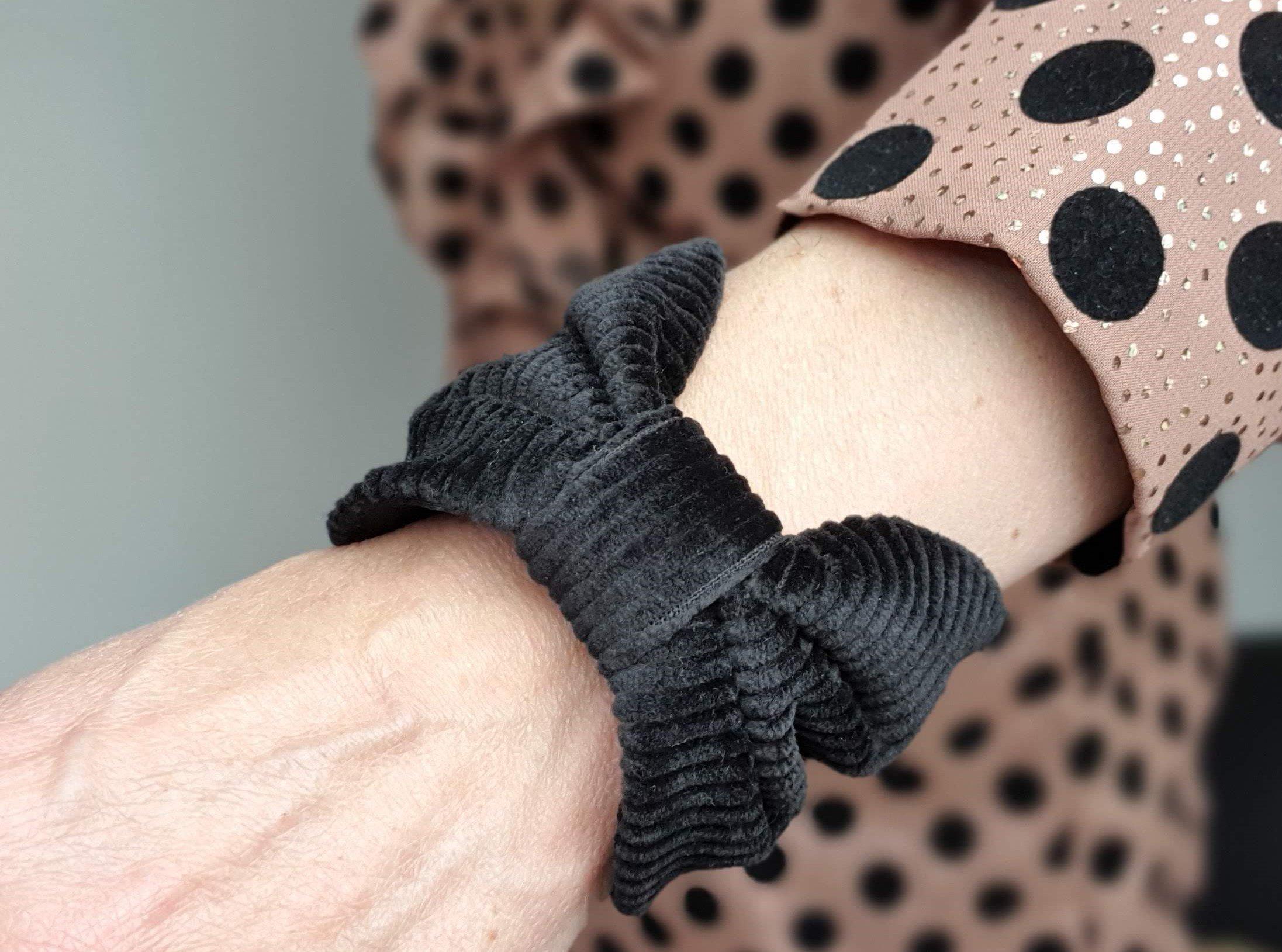 Armband van dierbare stof - Accessoires