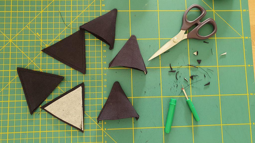 dino-stekels maken