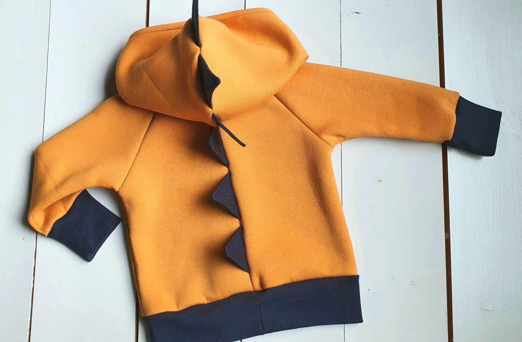dino-sweater voor jongens